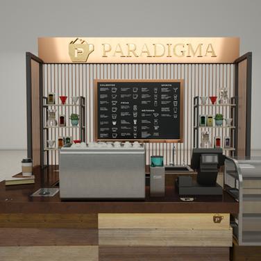 Paradigma kiosk