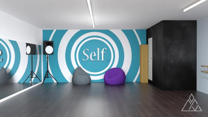 Render Self Dance Studio