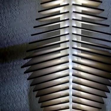 Pinnata lamp