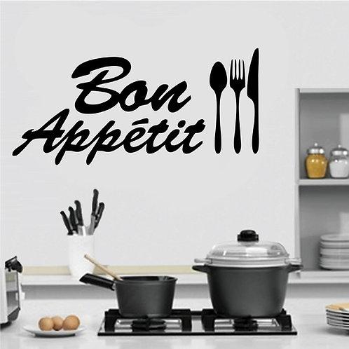 Adesivo Para Cozinha - Frase #1