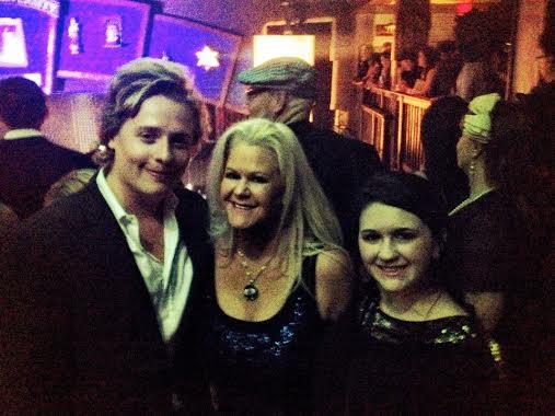 Hunter Perot, Sheila & Rose Lamb