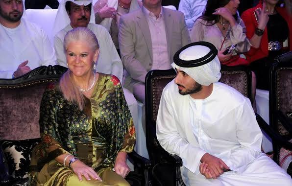 Dubai Opening Night