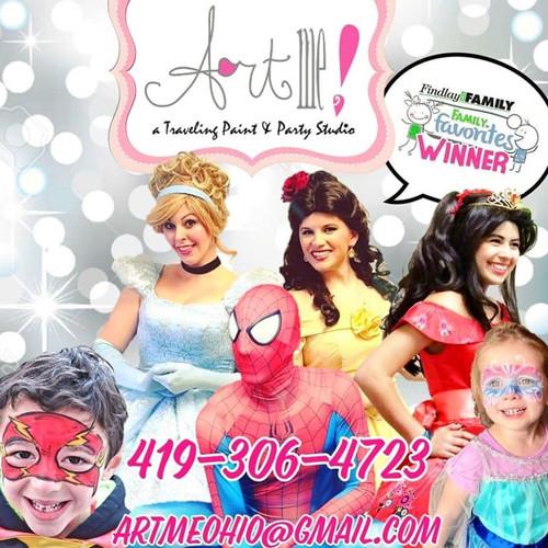 Art Me Party, LLC