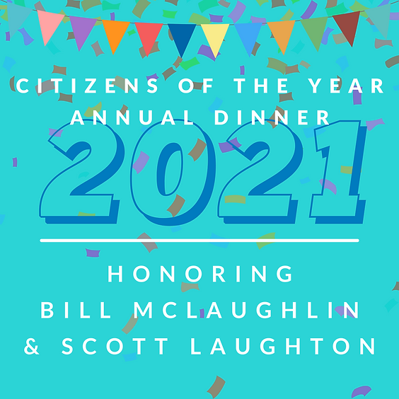 2021 Citizens of the Year Dinner