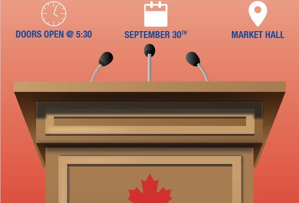 Seven Local Business Organizations to host  Federal Candidates Debate