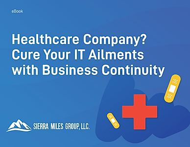 Healthcare - Cure Your IT Ailments with