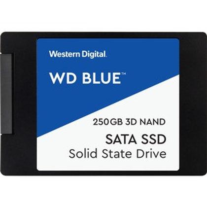 WD Blue 3D NAND 250GB PC SSD