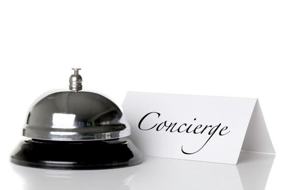 Update: New Concierge Services