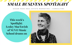Small Business Spotlight: NUVO Music School