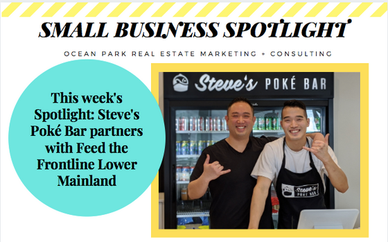 Small Business Spotlight: Steve's Poké Bar