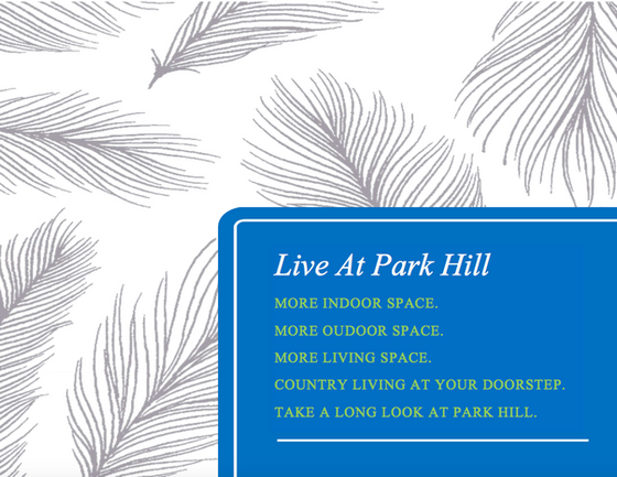 Living Urban and Rural at Park Hill