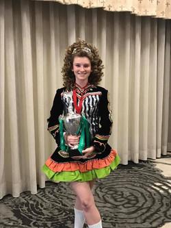 Mikayla - N. American Championships