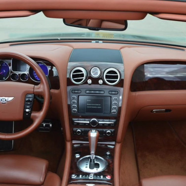 Bentley Continental GTC 6.0 (Cabriolet)