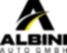 Albini_Auto_Logo_black_yellow_cut_rgb.pn