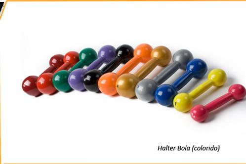 Halter Bola (Par) Preço por kg