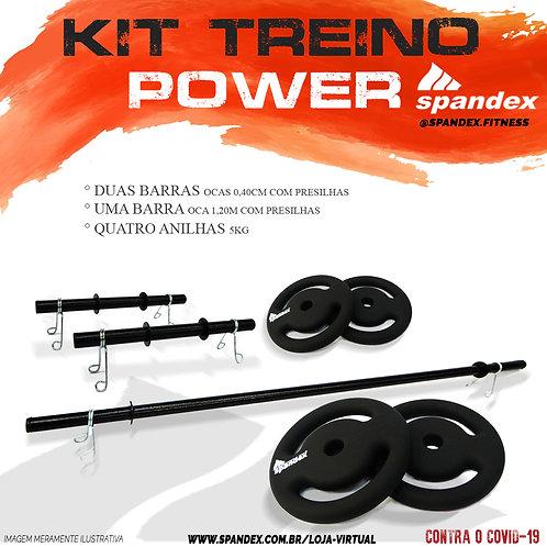 Kit Treino Power