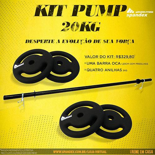 Kit Pump 20kg
