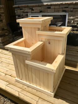 Custom planter box (in progress)