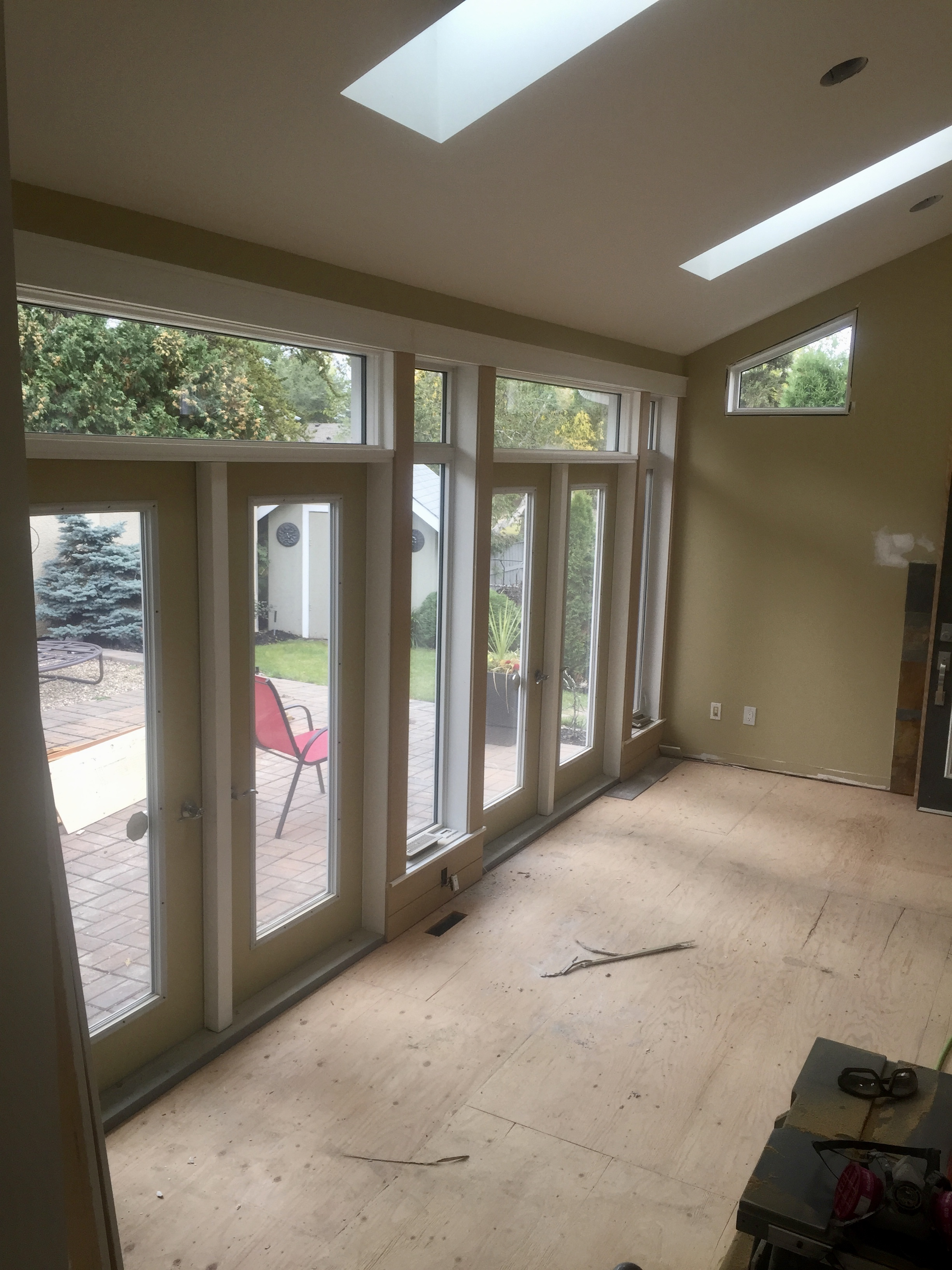 Multi door installation
