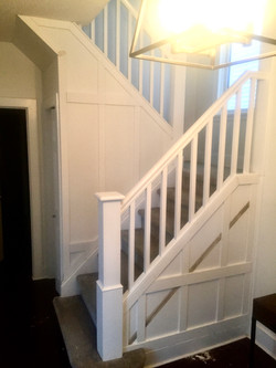 Stairwell Wall