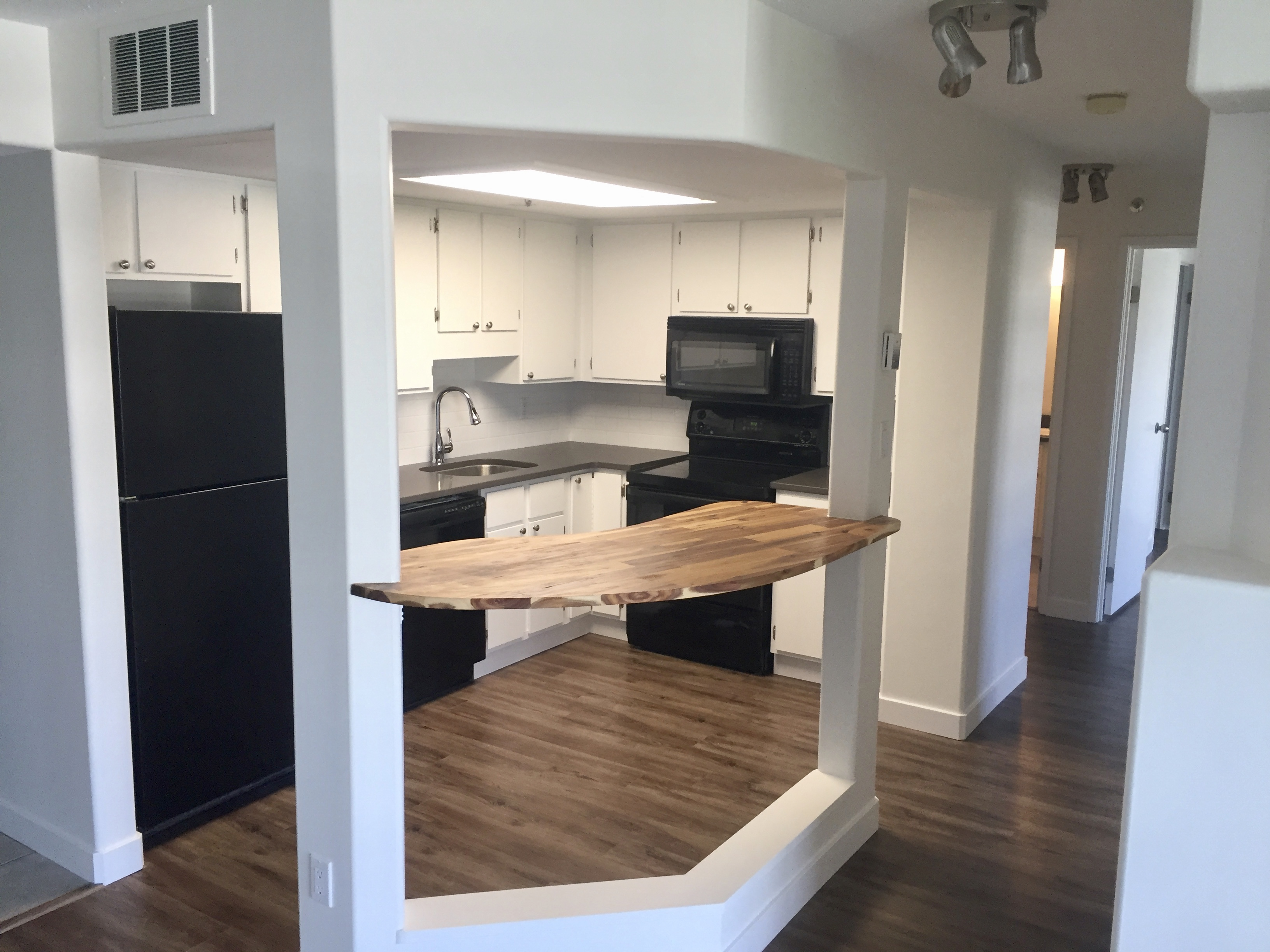 Condo Kitchen Reno