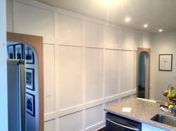 Wall feature (in progress)