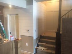 Stairwell feature (in progress)