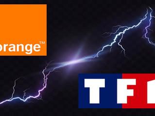 Vers une coupure de TF1 sur le réseau ORANGE?