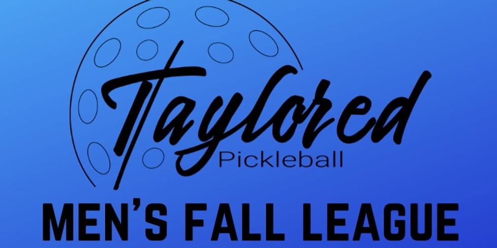 Competitive Fall Men's League