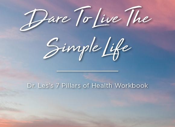 Dare To Live The Simple Life Digital Workbook