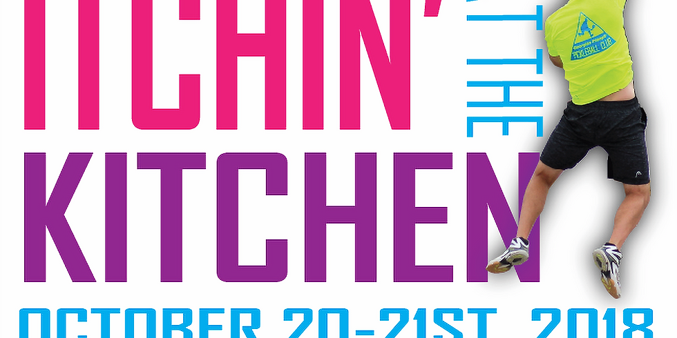 GTPC's Itchin at the Kitchen