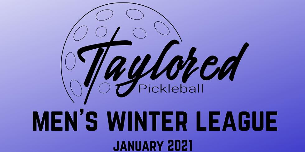 Competitive Winter Men's League