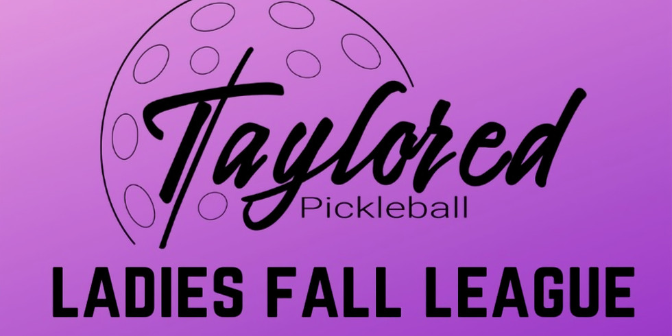 Competitive Fall Ladies League
