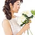 花と香りの生活研究家 青木恵