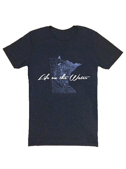 Life on the Water - Tshirt