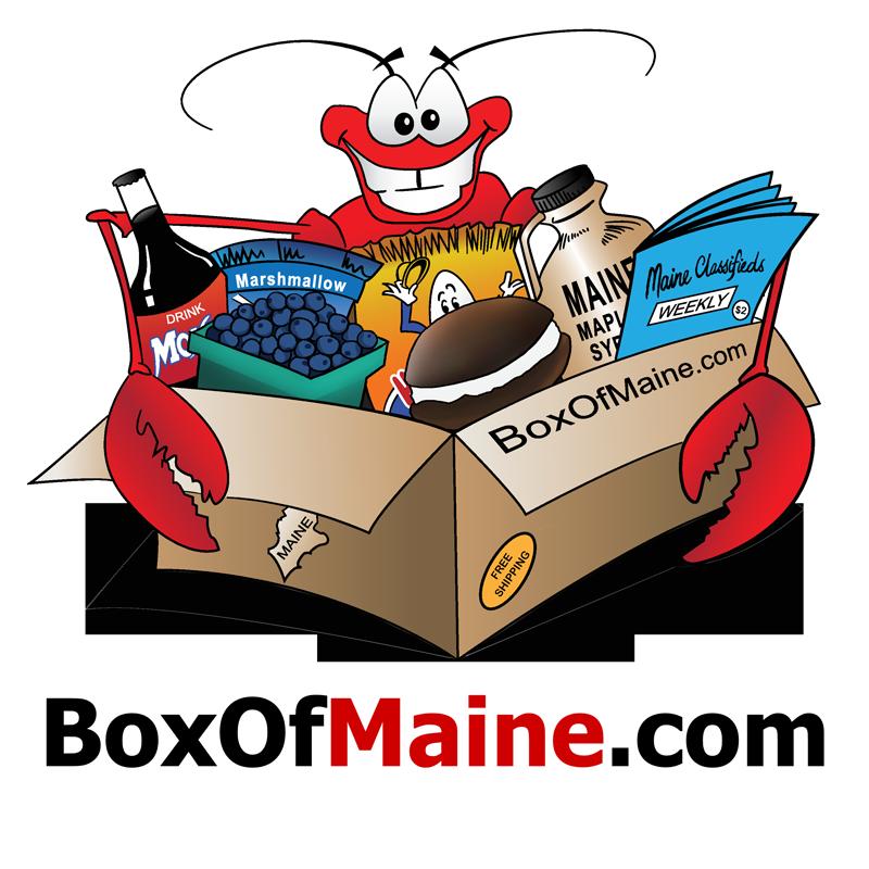 Box of Maine logo