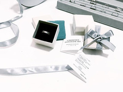 ribbon 〰喜歡灰色緞帶_#color#winter#umihichen#j