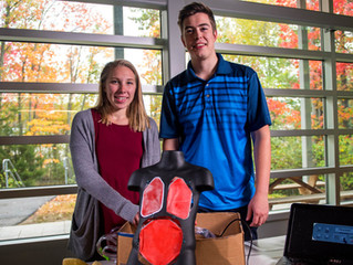 Undergraduate Capstone Turned Lifesaving Start-Up