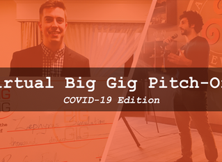 Big Gig, COVID-19 Edition receives $5000 in prize funding from Machias Savings Bank