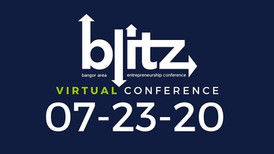 Blitz Awarded Machias Savings Bank Grant to Host Virtual Entrepreneurship Conference