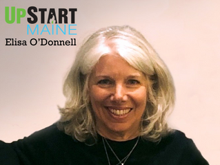 Elisa O'Donnell named UpStart Maine's ecosystem builder