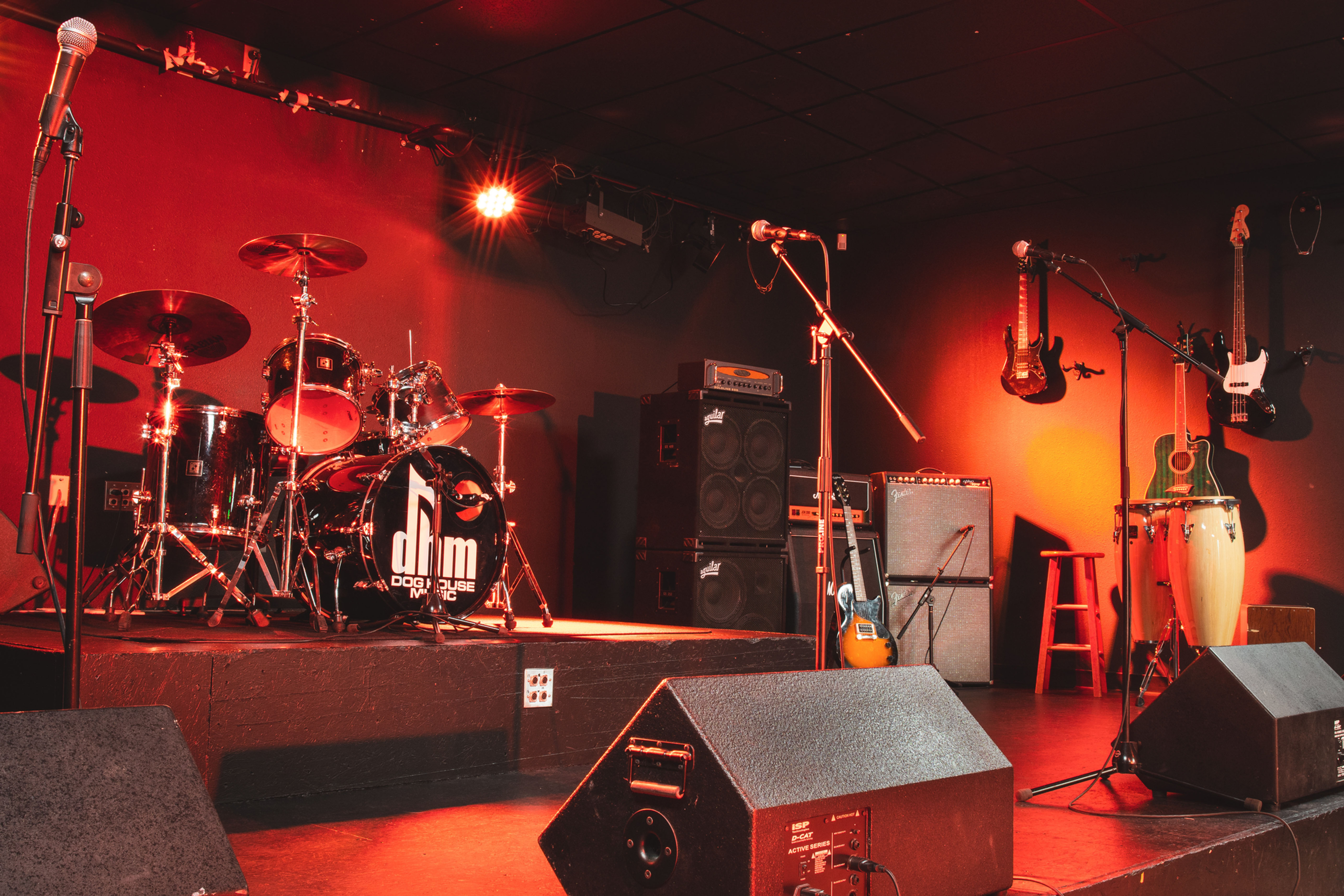 Stage Studio A   2-Hour Rehearsal