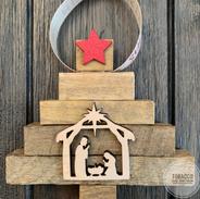 Nativity Ornament