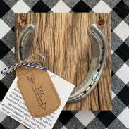 Horse shoe hook