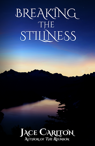 Breaking the Stillness - Paperback - Autographed
