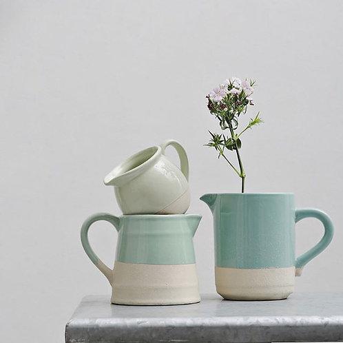 Stoneware Creamer/Pitcher