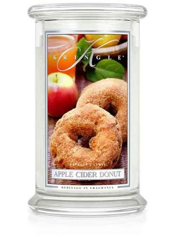 Kringle Candle - Apple Cider Donut