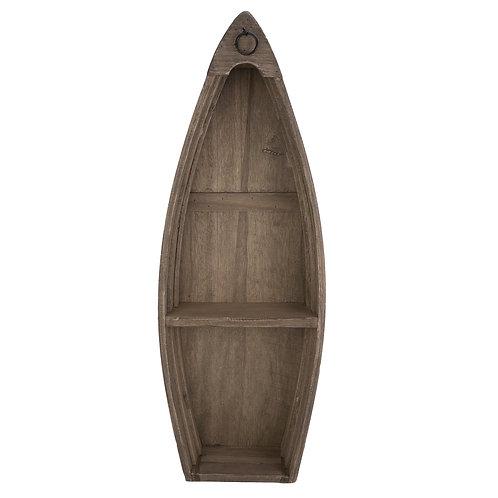 Wooden Boat Shelf