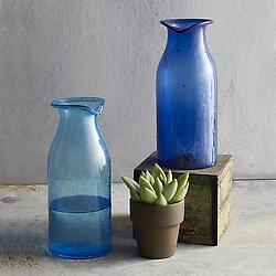 Glass Carafe Vase