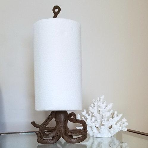 Octopus Paper Towel Holder